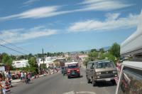 Border Days parade: Grangeville ID - July 4, 2013