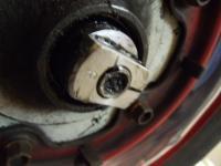 spindle lock for king & link front end