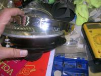 VW Thing Halogen Headlights