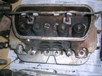 VW Thing Engine Tear Down