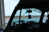 78 Westy on ferry to PEI