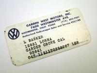 Garden West Motors - Westminster, California