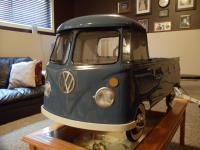 vw pedal car