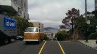 VW Bus in SF