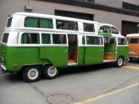 Crazy limo bus!!