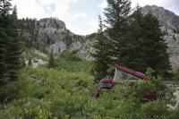 Camping - Onion Valley Campgrounds
