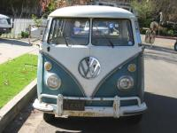 1966  13 window deluxe VW bus