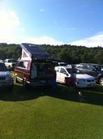 Van at Balloon Fest