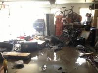 Flood evacuation westy saved