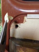 door panel removal problems
