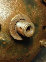 Seized Axle Nut