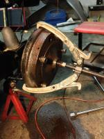 Axle Nut with puller