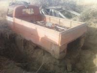 Buried Single Cab