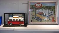 LEGO VW BUS & POSTER