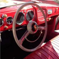 '54 Porsche dash