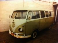 1960 rare Double Door Kombi bus -  stolen in Reno Nevada
