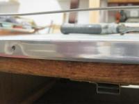 Sundial interior restoration