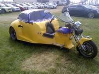 Trike in North Dakota