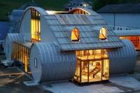 VW themed house/ restaurant in Austria