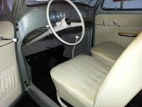 1957 L324 Polar Silver With Light Beige Leatherette Interior