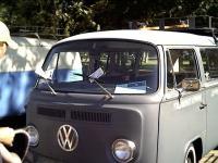 Modern Hippy bus