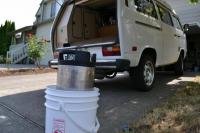 vanagon draft beer