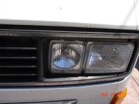 Westy Grill faded plastic chrome