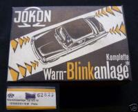 Jokon turnsignal for Notchback
