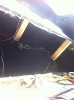 Speaker tray
