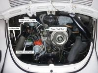 1979 T1 Fuel Injection detail