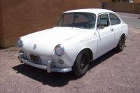 My 1968 Type 3 Fastback