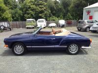 '70 Ghia Cabrio Autostick