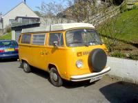 Robert's VW Camper