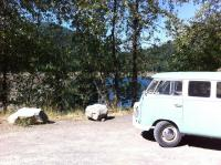 Blue river reservoir camping