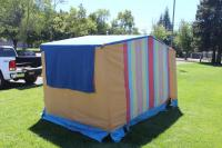 1965 to 1967 SO-42 Westfalia Big top tent