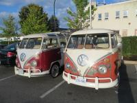 Heading to the great Canadian VW show