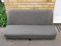 1946 Beetle seats reupholstered at last