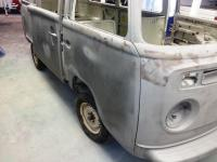 Naked 74 Hard Top Westfalia