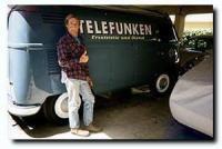 joe crockett, telefunken barndoor panel