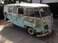 junkyard bus