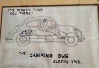 Bug Camper artwork