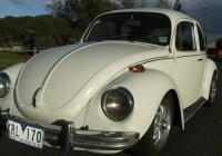 Super beetle with narrowed beam and dropped spindles