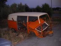 Rusty in Greece