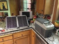 Bosch 40watt Solar & Dometic CF-11 CoolFreeze