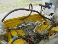 dual carb linkage