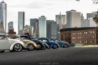 nYC Volkswagen Traffic Jam 2013