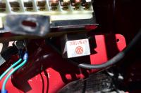 rear defrost wiring