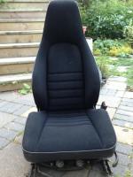 Porsche seats