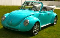 1974 Volkswagen Super Beetle Convertible Custom