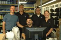 The Old Parts Department Gang of Don Valley Volkswagen!